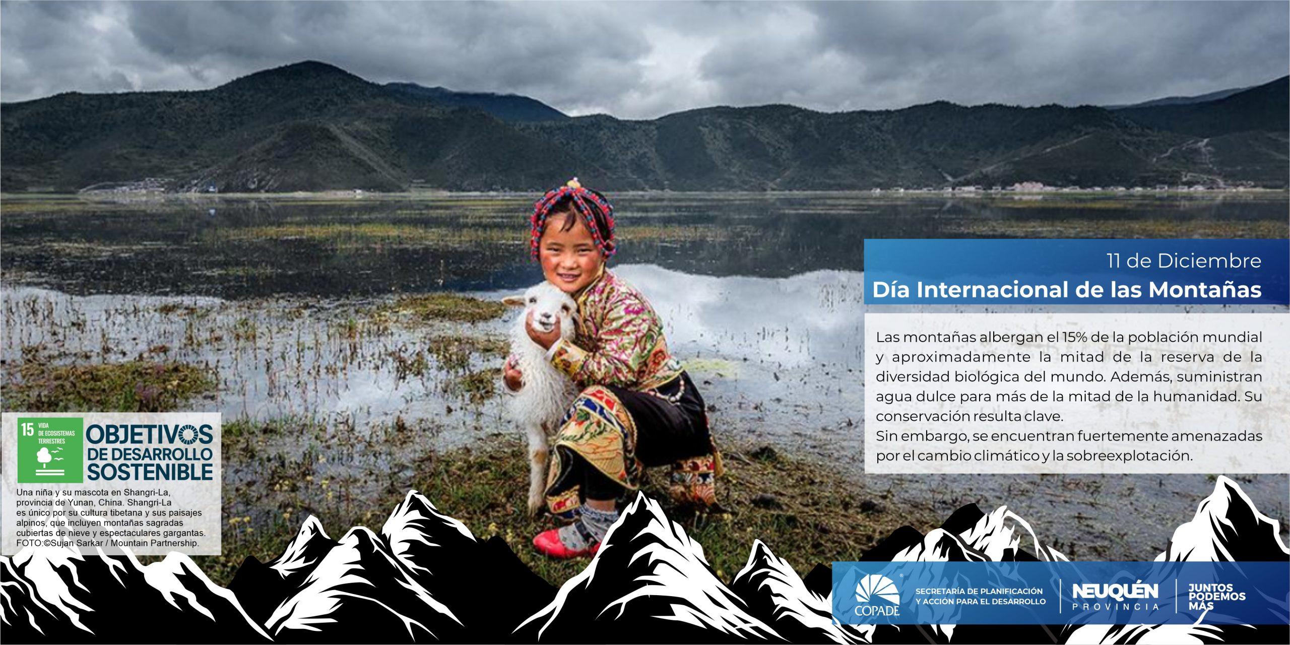 11 de diciembre | Día Internacional de las montañas