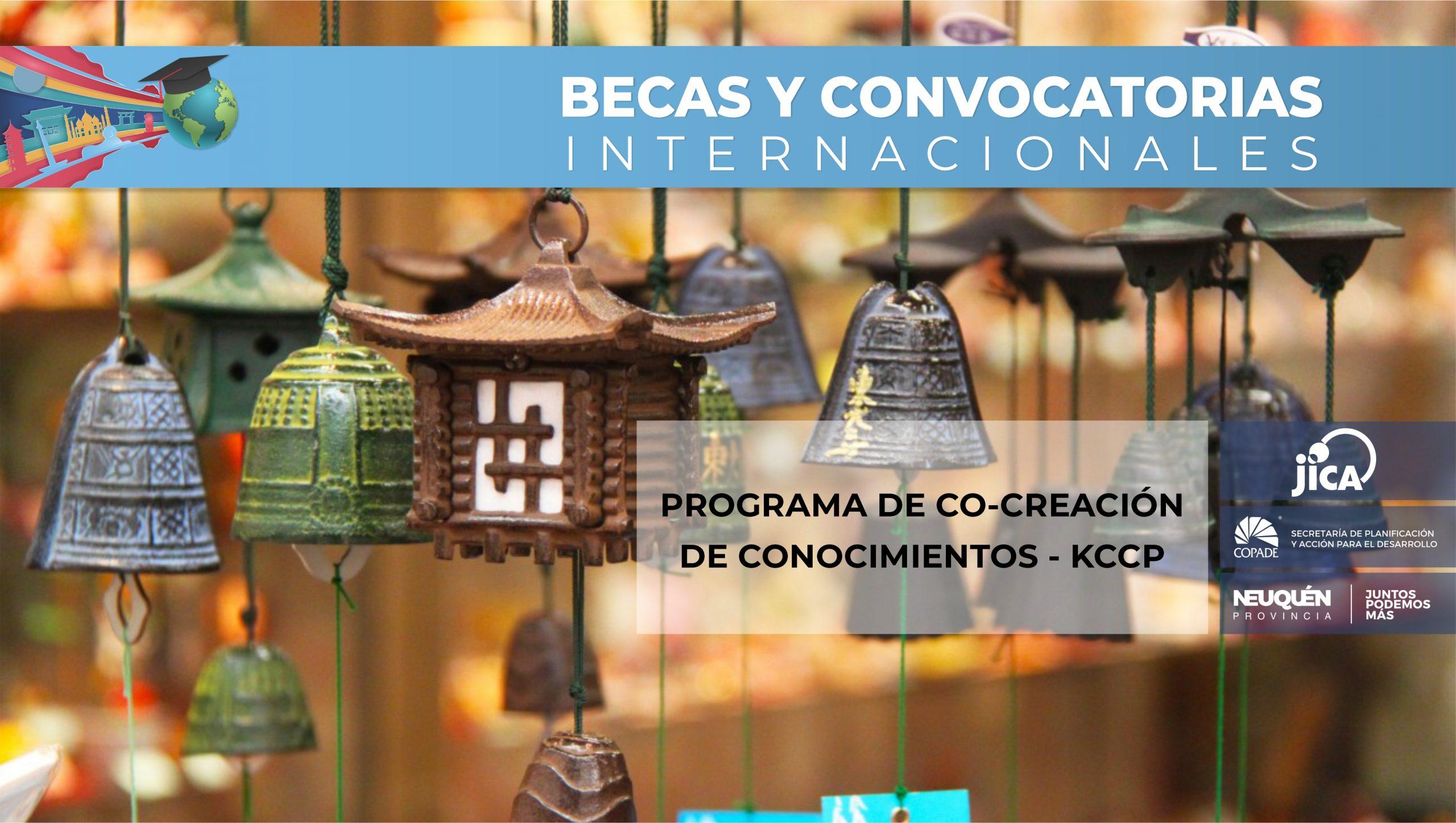 PROGRAMA DE CO-CREACIÓN DE CONOCIMIENTOS – KCCP