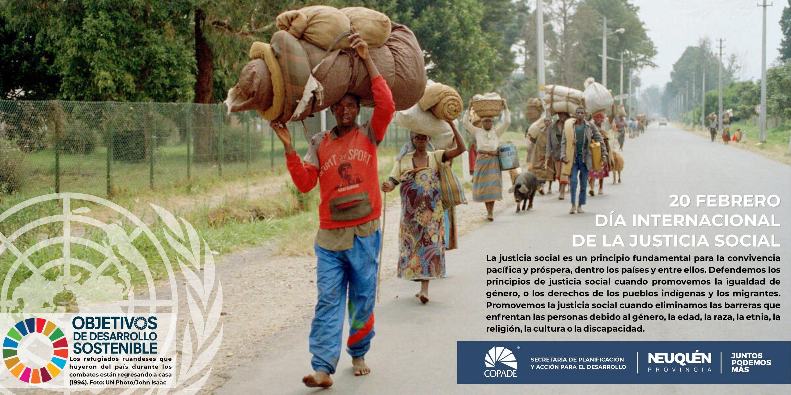 20 de Febrero | Día Mundial de la Justicia Social