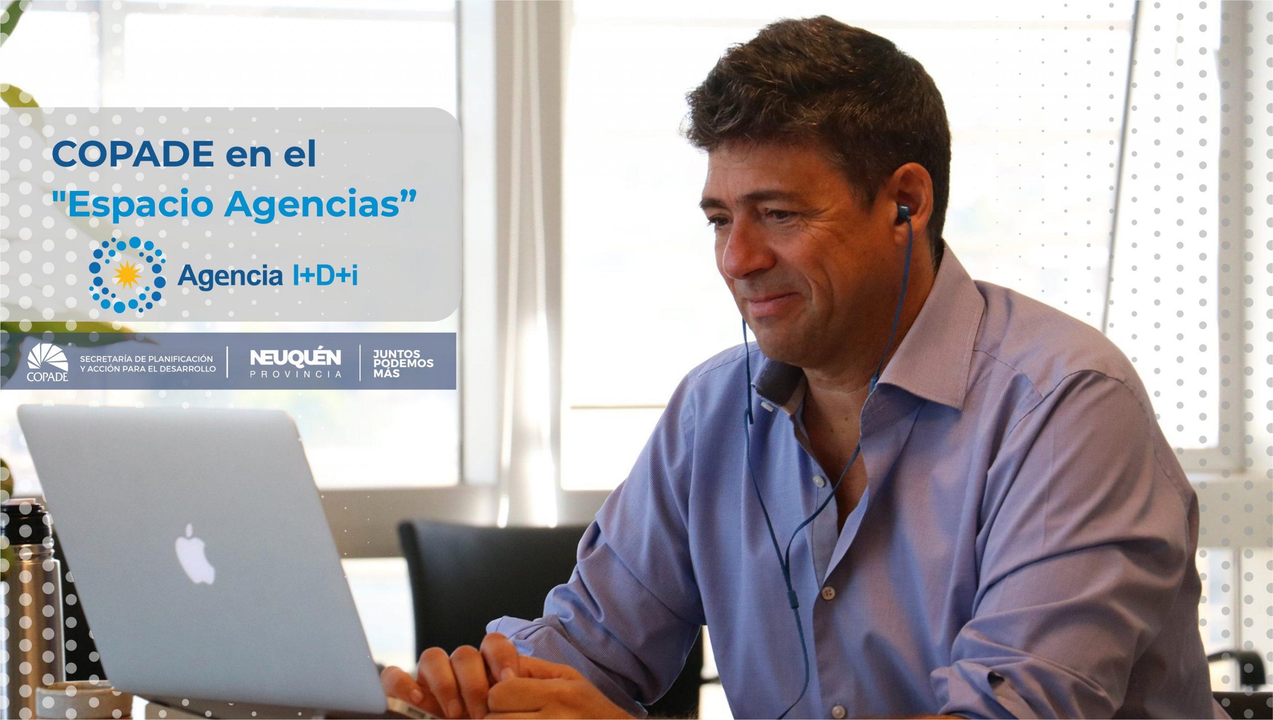 Gutiérrez Colantuono expondrá por la Agencia Neuquina de Innovación para el Desarrollo