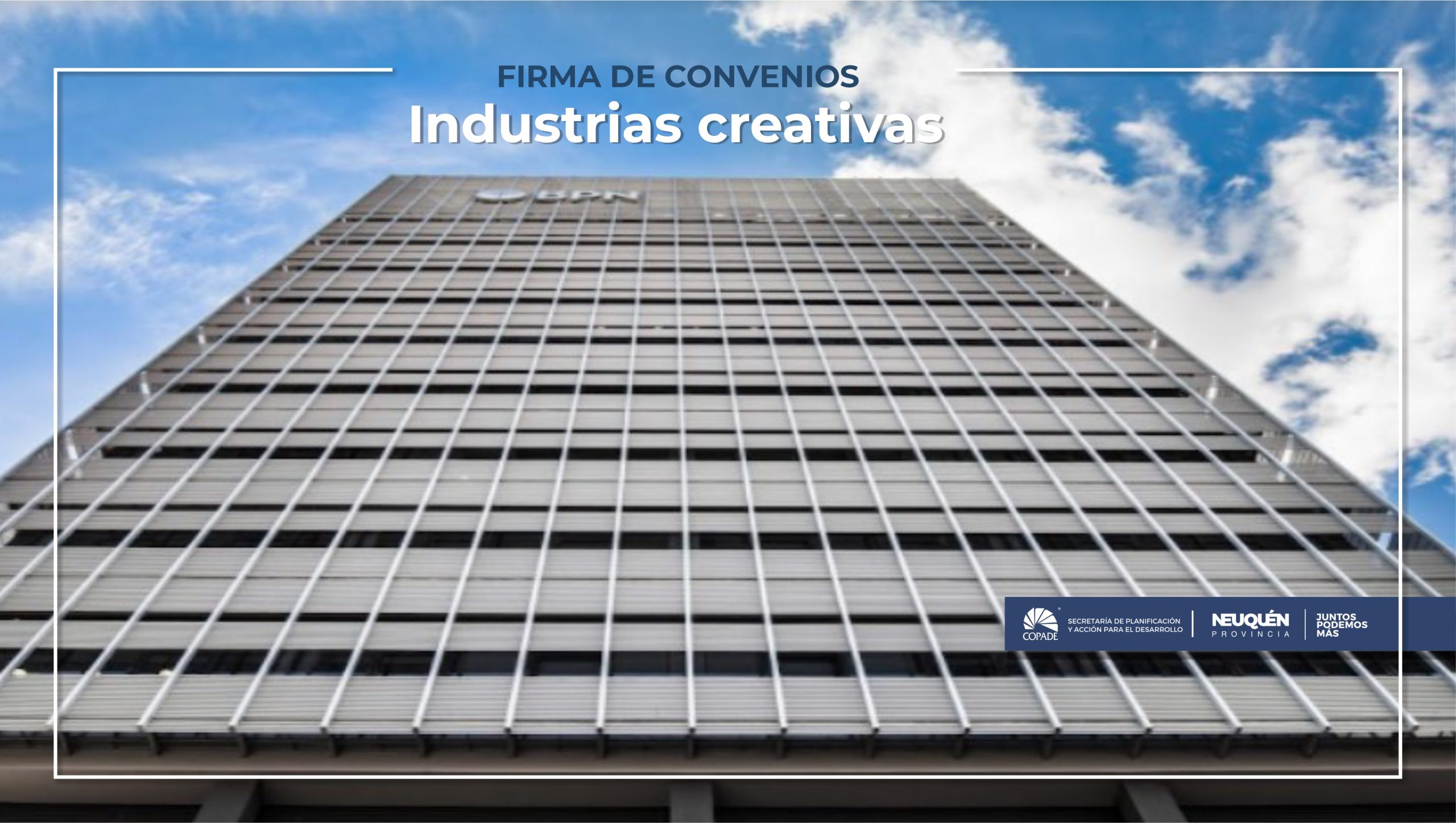 COPADE amplía alianzas en su trabajo con las industrias creativas
