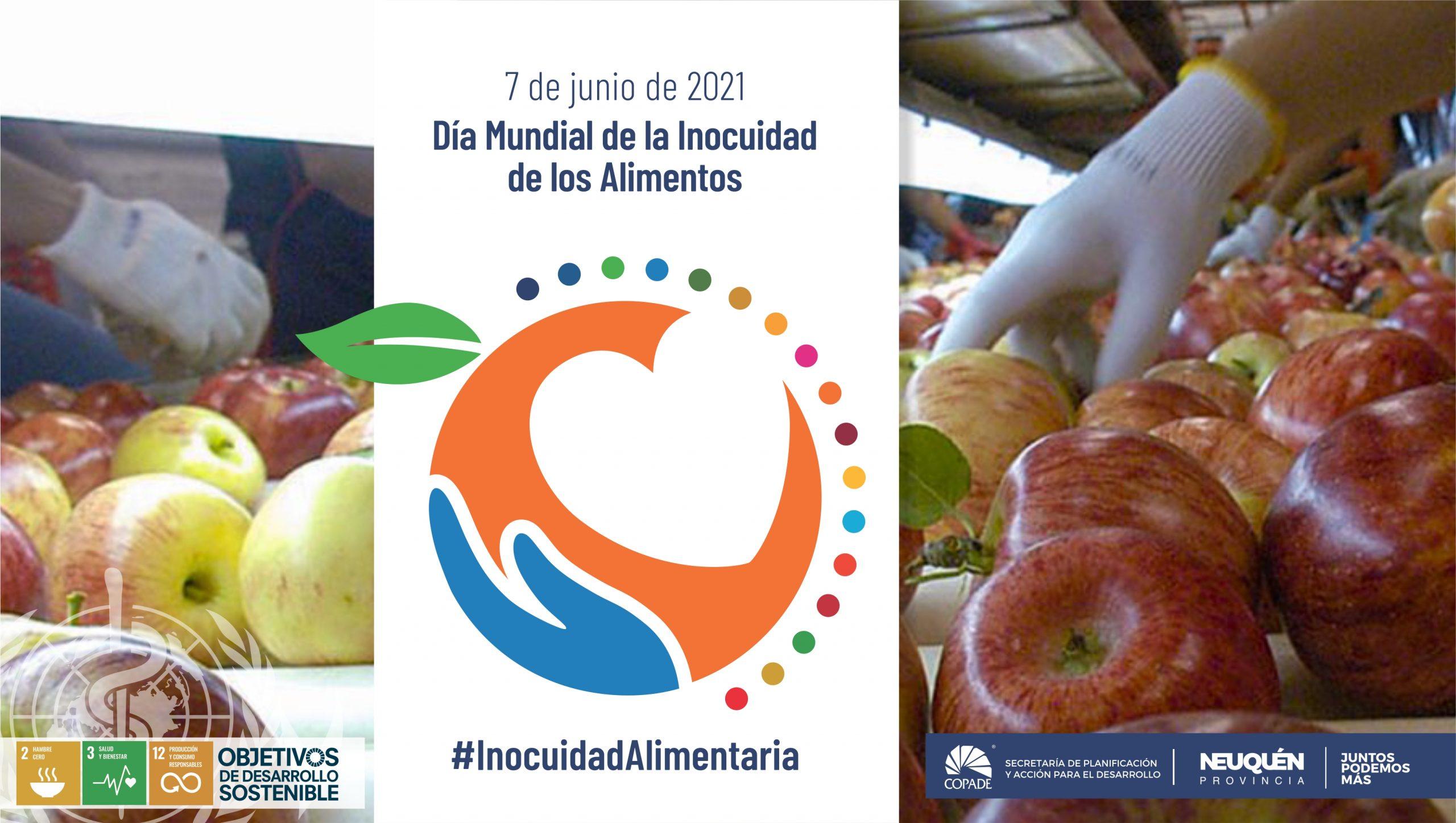Día Internacional de la Inocuidad de los Alimentos